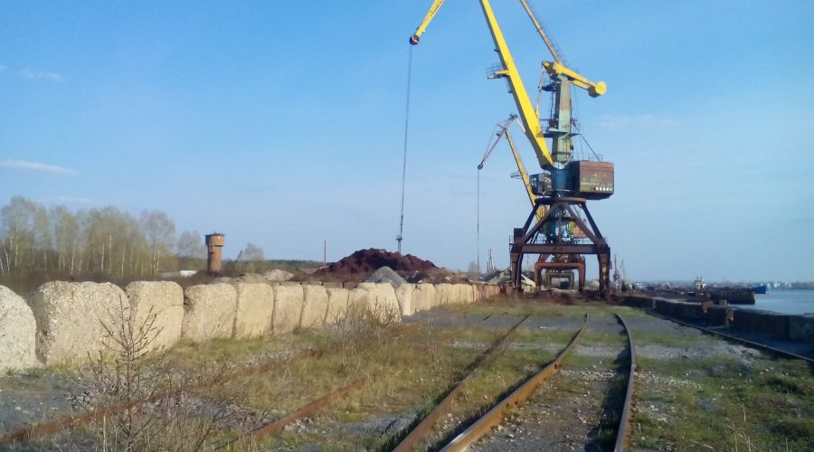 Привлечение инвестиций в грузовую площадку